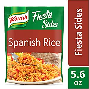 Amazon Com Knorr Fiesta Rice Side Dish Spanish Rice 5