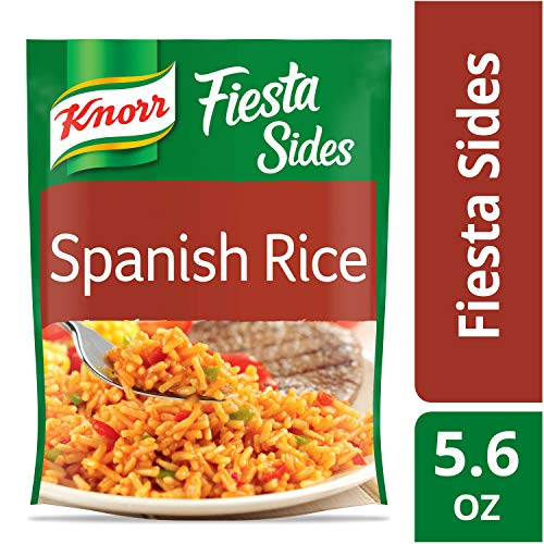 Knorr Fiesta Rice Side Dish, Spanish Rice, 5.6 oz ()