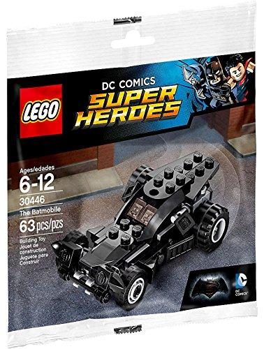 Batmobile Comics Super Heroes 30446
