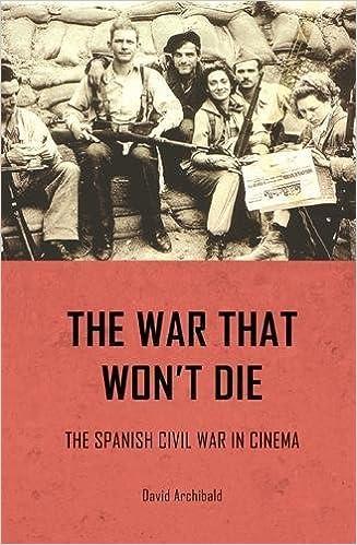 Book The War That Won't Die