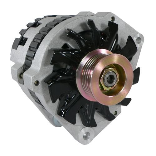 DB Electrical ADR0104 New Alternator For Buick Chevy Oldsmobile Pontiac 3.1L 3.1 94 95 96 1994 1995 1996 105 Amp, 3.1 3.1L Beretta Skylark Corsica Achieva Grand AM 94 95 1994 1995 321-1030 321-1104 (Buick Century Alternator)