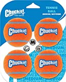 Chuckit! Tennis Ball Medium 48pk (12 x 4pk) Review