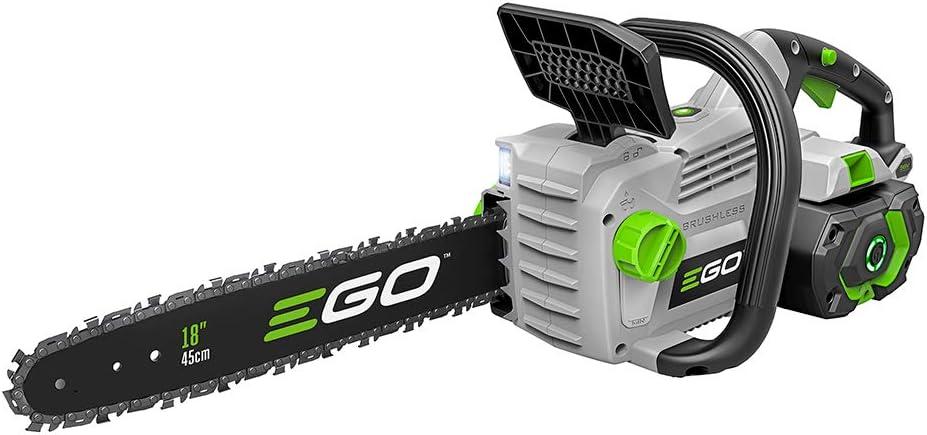 Ego Power 18 Inch Cordless Chainsaw