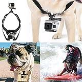 Aodoor-Chest-and-Back-Mount-Dog-adjustable-Elastic-Body-Shoulder-Chest-Harness-Strap-Belt-Mount-Accessories-5-in-1-Kit-for-Gopro-Hero-1-2-3-3-4-Sprots-Camera-Sjcam-Sj4000-Sj5000-Sj5000