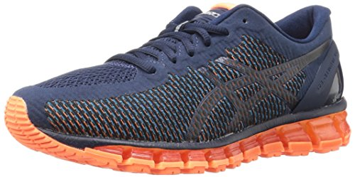 ASICS Men's Gel-Quantum 360 cm Running Shoe Island Blue/White/Hot Orange from china for sale QuwMB5QCat