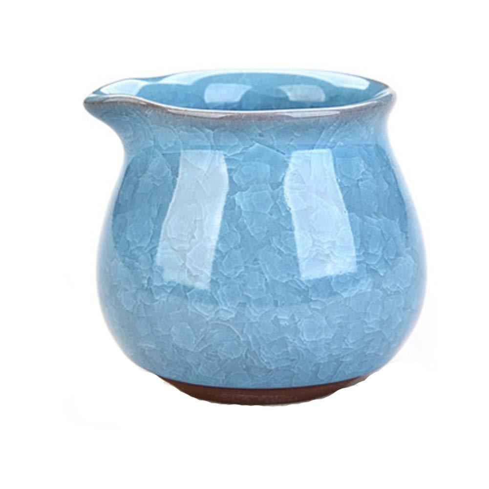 Kylin Express Vintage Handmade Ceramic Pottery Porcelain Tea Accessories,Chinese & Japanese Style Kungfu Tea Set1