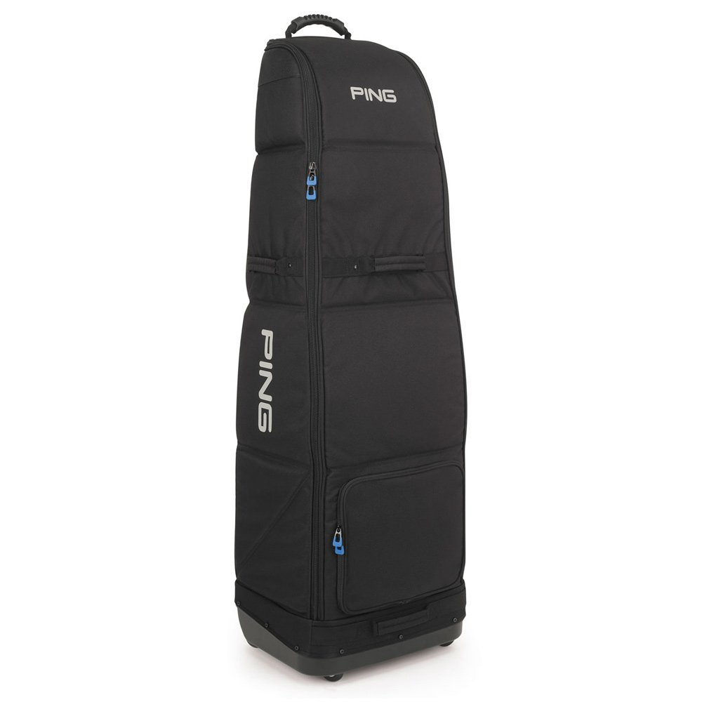 PING Golf Men's Rolling Travel Cover, Black by Ping