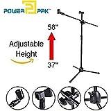 Powerpak 3 Leg Boom Microphone Stand