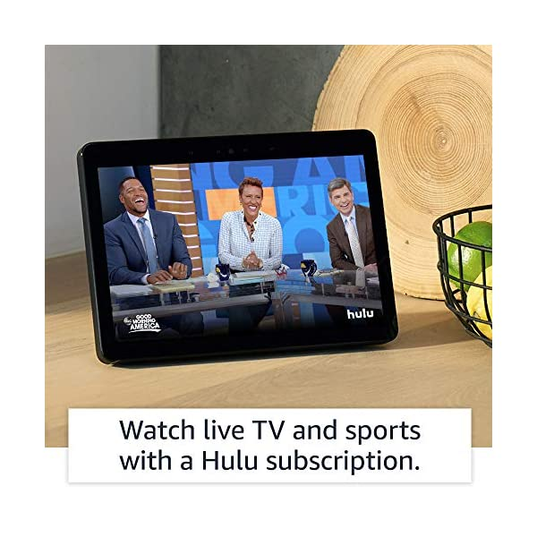 All-new Echo Show (2nd Gen) Bundle with free Philips Hue