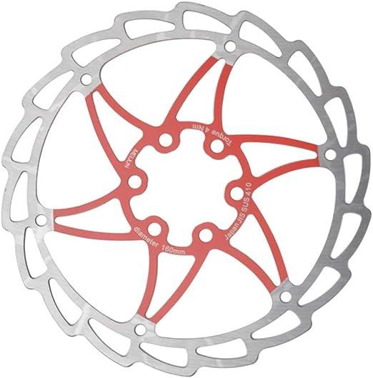 Los discos de freno moto Unisexs Bike Parts Rotor de freno de ...