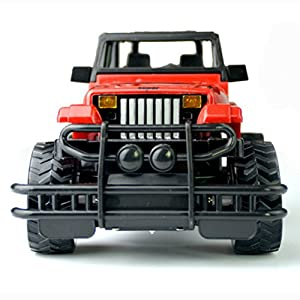 Iusun 1:24 Drift Speed Radio Remote Control RC Car Off-road Vehicle Kids Children Toy Gift (Random)