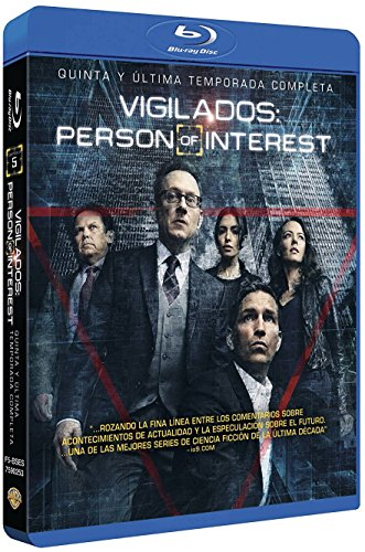 Vigilados (Person Of Interest) - Temporada 5 [ Non-usa Format: Pal -Import- Spain ]