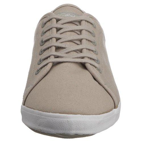 C1RCA Ivan - Zapatillas de lona para hombre Gris