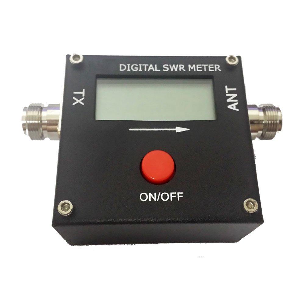 Tenq 1051 VHF UHF Digital SWR Meter for 2-way Radio Mobile Radio 120w
