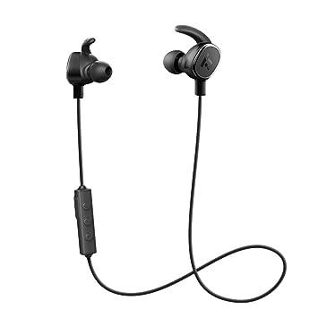 TaoTronics–Auriculares con Bluetooth 4.1, auriculares en oreja inalá