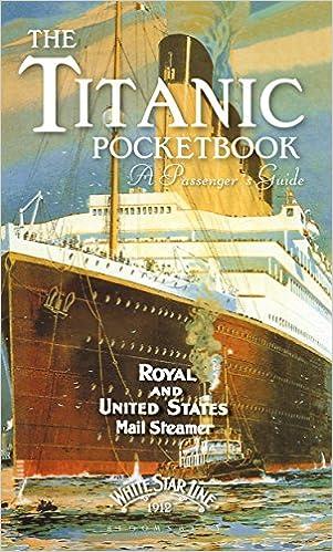 Descargar ebooks gratis para nook Titanic: A Passenger's Guide Pocket Book B01HQ2WPZM by John Blake PDF CHM ePub