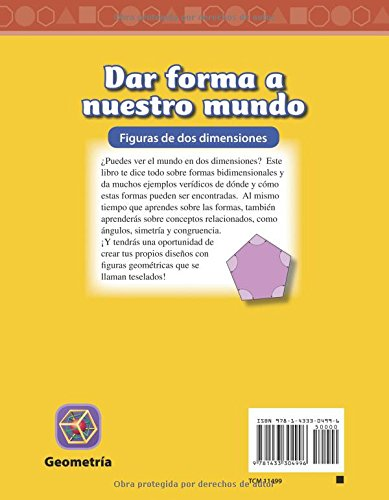 Dar Forma a Nuestro Mundo Shaping Our World Spanish Version Nivel 3 Level 3 Mathematics Readers Level 3: Amazon.es: Julia Wall: Libros