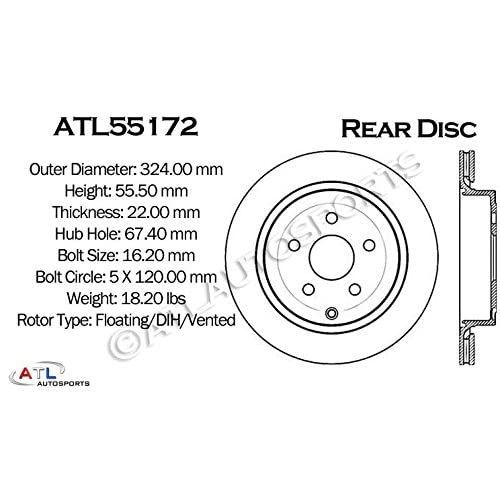 Disc Brake Caliper-Caliper with Installation Hardware Front Left 97-17658B Reman
