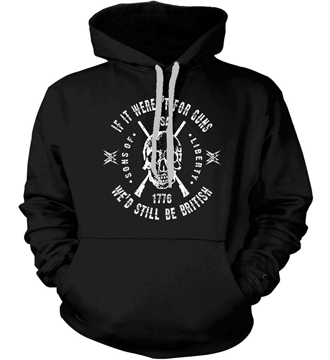 If it Werent for Guns Sons Of Liberty Hoodie Sweat. Wed Still be British