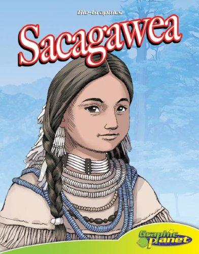 Sacagawea (Bio-Graphics Set 2 (Graphic Planet)) ebook