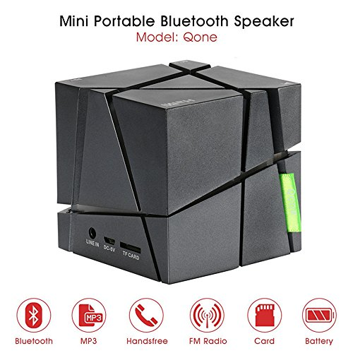 Hami Allspark Cube Wireless Bluetooth Speaker Led Light
