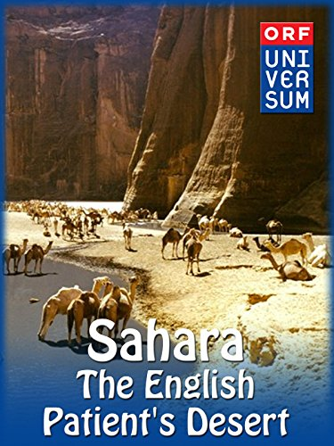 Sahara - The English Patient's Desert (Map Of All The Deserts In The World)