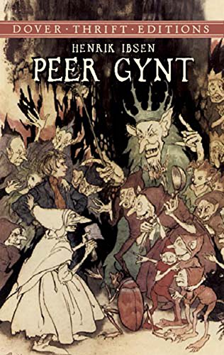 Peer Gynt (Dover Thrift Editions)