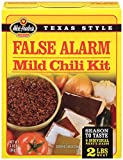 Wick Fowler's Products False Alarm Chili Kit, 3.03-Ounce Boxes (Pack of 12)