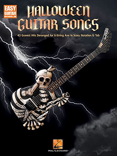 Halloween Guitar Songs: 43 Gravest Hits Deranged for