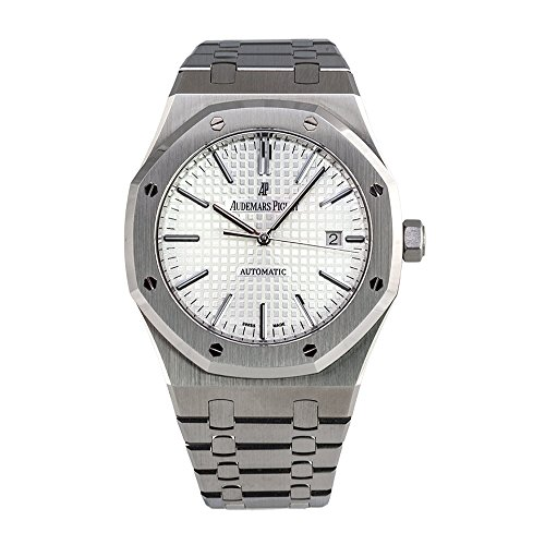 Audemars-Piguet-Royal-Oak-Silver-Dial-Stainless-Steel-Automatic-Mens-Watch-15400STOO1220ST02