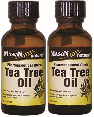 Mason Vitamins Tea Tree Oil 100% Pure Australian Oil Phar...