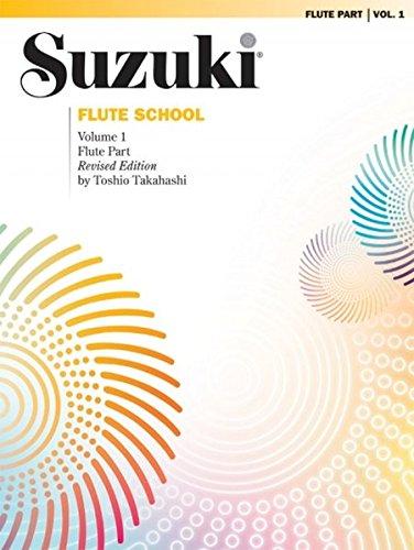 001: Suzuki Flute School, Vol 1: Flute Part - 51i 2BpGI1bbL - 001: Suzuki Flute School, Vol 1: Flute Part
