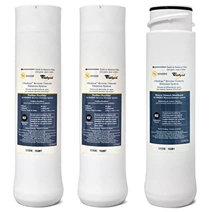amazon com whirlpool wher25 kenmore ultrafilter 450 650 r o pre rh amazon com Whirlpool Water Filters Whirlpool WHES30 Troubleshooting