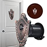 Adjustable Door Viewer Home Security Wide Angle Door Viewer Door Peep Sight Hole Adjustable