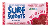 Surf Sweets Organic Fruity Hearts, 8 oz, 18 Count