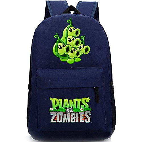 2015-new-plants-vs-zombies-primary-and-secondary-school-students-schoolbag-shoulder-backpack-navy-bl