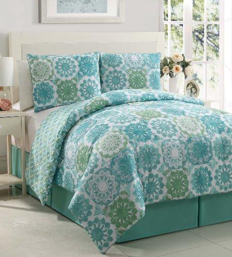 VCNY Isadora 9-Piece Comforter Set
