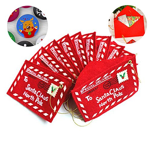 Cute Christmas Envelopes