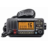 The Amazing Quality Icom M324 Fixed Mount VHF Marine Transceiver - Black