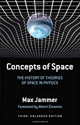 Concepts of Space: The History of Theories of Space in Physics: Third, Enlarged Edition by Jammer, Max (2003) Paperback