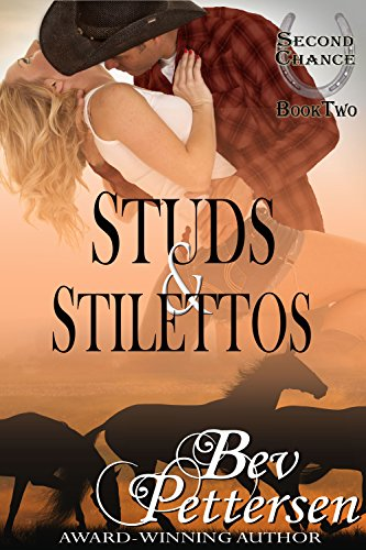 STUDS AND STILETTOS (Second Chance Romance Series Book 2) (Jockey Bag)