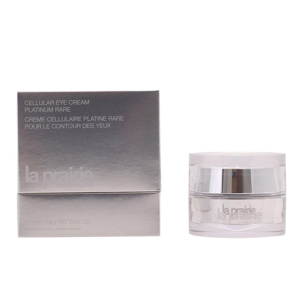 La Prairie Cellular Eye Cream Platinum Rare for Unisex, 0.68 Ounce