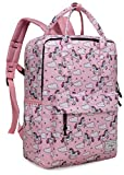 Backpack for Girls, Kasqo Preschool Toddler Backpack for Kindergarten Children Lightweight Daypack Bookbag