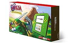 Nintendo 2DS - Legend of Zelda Ocarina of Time 3D