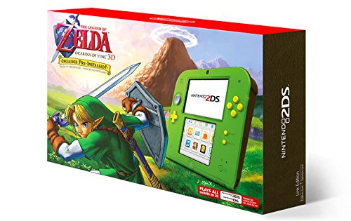 - Nintendo 2DS - Legend of Zelda Ocarina of Time 3D