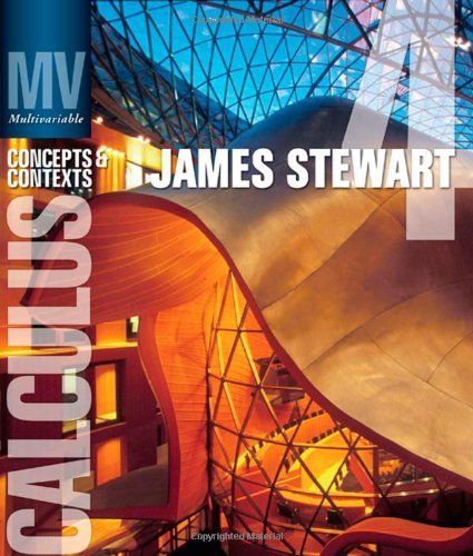 Multivariable Calculus: Concepts and Contexts (Stewart's Calculus Series) [Hardcover] [2009] (Author) James Stewart pdf epub