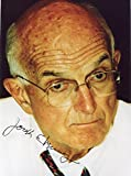 NOBEL PRIZE 1990 Joseph Murray autograph, signed