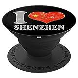 Chinese Flag I Love Shenzhen China Souve