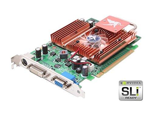 BIOSTAR V6602GS21 BIOSTAR V6602GS21 GeForce 6600GT 256MB 128-bit GDDR2 PCI Express x16
