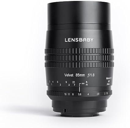 Lensbaby Velvet 85 Slr 4 3 Objektiv 0 24 M Samsung Nx Kamera